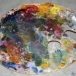 Landscape Painting Palette