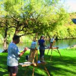 Six Tips for Plein Air Painting